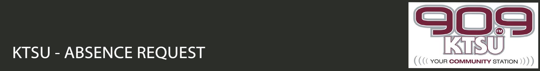 ktsu-absence-request